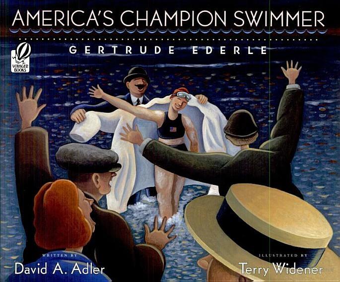 22 best school scott foresman reading images on pinterest americas champion swimmer gertrude ederle david a adler google books great fandeluxe Gallery