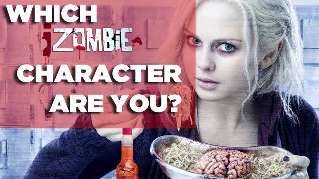 Which #iZombie Character Are You? Take the quiz from #Buzzfeed!