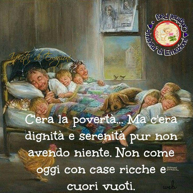 C' era la povertà