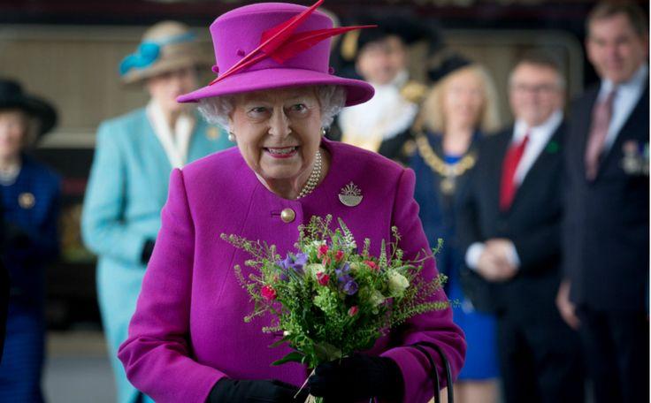 Zien: zeldzame foto van Queen Elizabeth. Niemand is zo trouw aan haar royal coupe >>