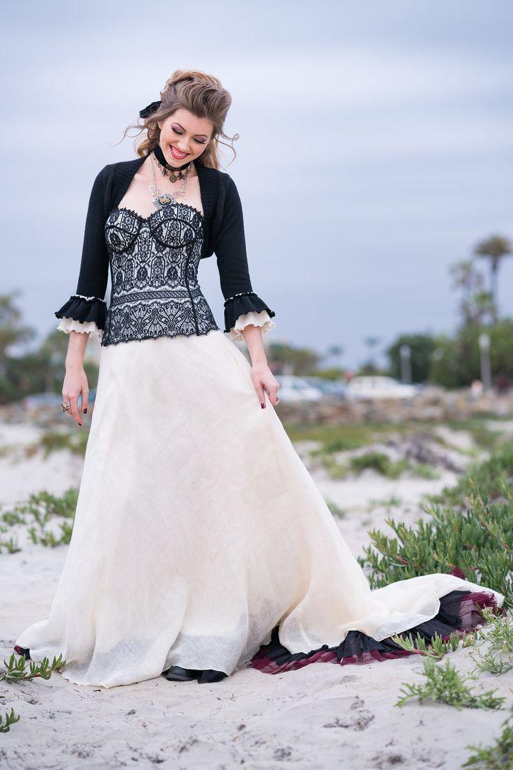 Bonafidebride diy project sweet whimsical paper lanterns - Daring Pirates Of The Caribbean Themed Wedding Shoot