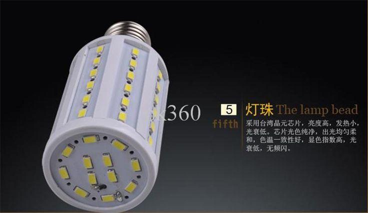 Großhandel 5730 5630 Led Birnen Licht 25w 33w E27 165 Led Mais Lampe E27 Led Mais Birne 2700/3300 Lumen 360 Angle Warm / Reine Weiße Led Leuchten Von Ok360, $4.93 Auf De.Dhgate.Com   Dhgate