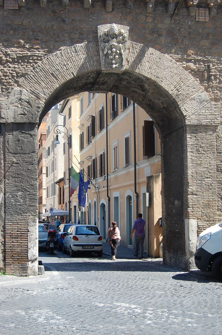 Rome Italy....I have walked through that entrance a few times