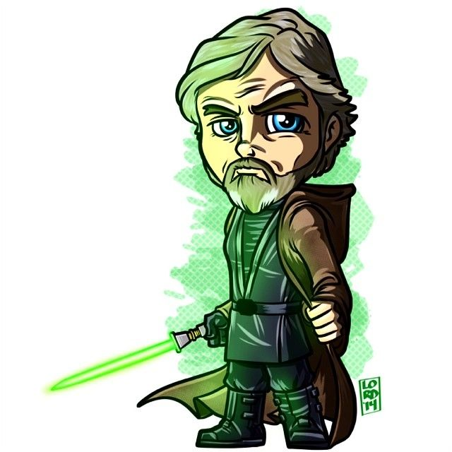 Just saw a pic of Mark Hamill looking very Obi Wan-esque…imagination ran wild so I drew this up!! Between Avengers and Star Wars 2015 is going to be a fun year at the movies!! ✏️✏️✏️✏️✏️ #lord_mesa...