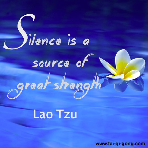 Words of wisdom by Lao Tzu  #qigong #laotzu For your daily dose of interesting qigong facts, quotes and information, LIKE or FOLLOW us or visit http://ow.ly/tVcyo.