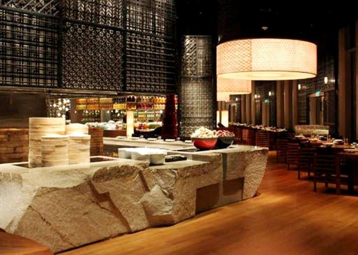 77 Best Buffet Counter Images On Pinterest Restaurant Interiors Design And Hotel