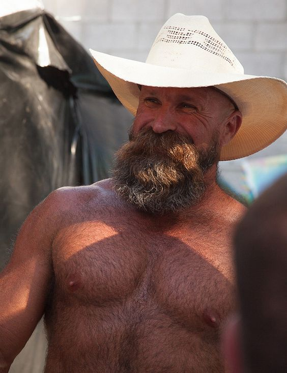 Source Tumblr Year  This Man Falls Into The Category Of Bears Because Of His Hairy Large Physique
