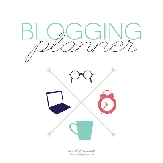 Hey, I found this really awesome Etsy listing at https://www.etsy.com/listing/182603474/printable-blogging-planner-kit