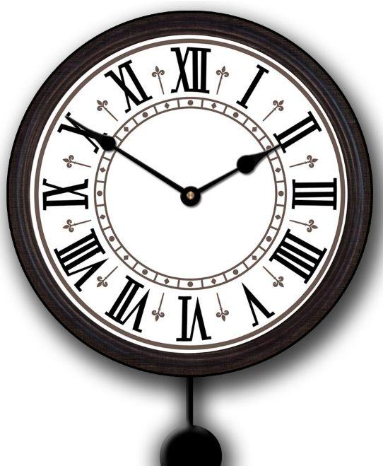 Hotel L' Palazzo Pendulum Clock is an Italian clock. http://www.clocksaroundtheworld.com/plazzo-pendulum-clock.html