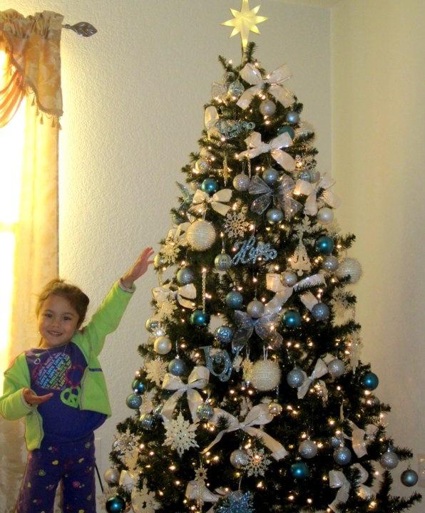 Christmas Tree w bows: Christmas Time, Inspiration Crafts, Autres Fêtes, Christmas Trees, Christmas Ideas