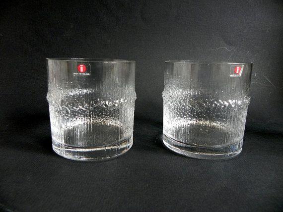 Tapio Wirkkala Finland IIttala 2 crystal NIVA by beautifulsweden