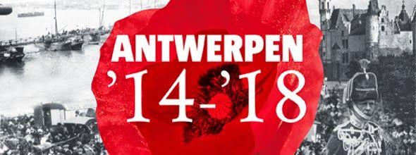 Ontdek het oorlogsgeheugen van Antwerpen op het Sc...