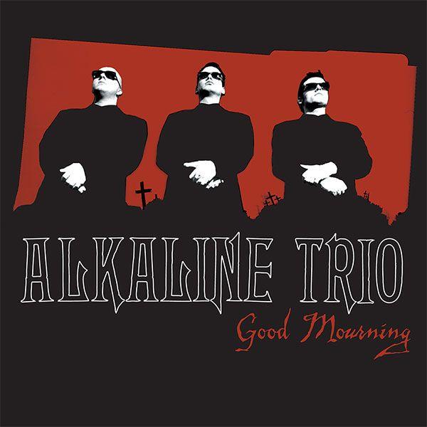 Alkaline Trio-  Good Mourning 2xLP (180gram Vinyl)