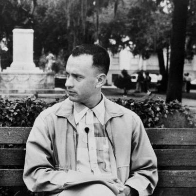 an analysis of the main character in the movie forest gump Transcript of film analysis: forrest gump directed by: robert zemeckis  in my opinion this is a great movie there are many elements in it that members of the .