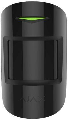Беспроводной датчик движения Ajax MotionProtect (Черный)  Очень крутая охранная сигнализация для дома украинского производства!