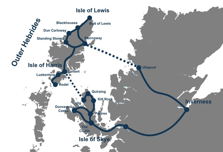 3 Day Outer Hebrides and Isle of Skye Tour