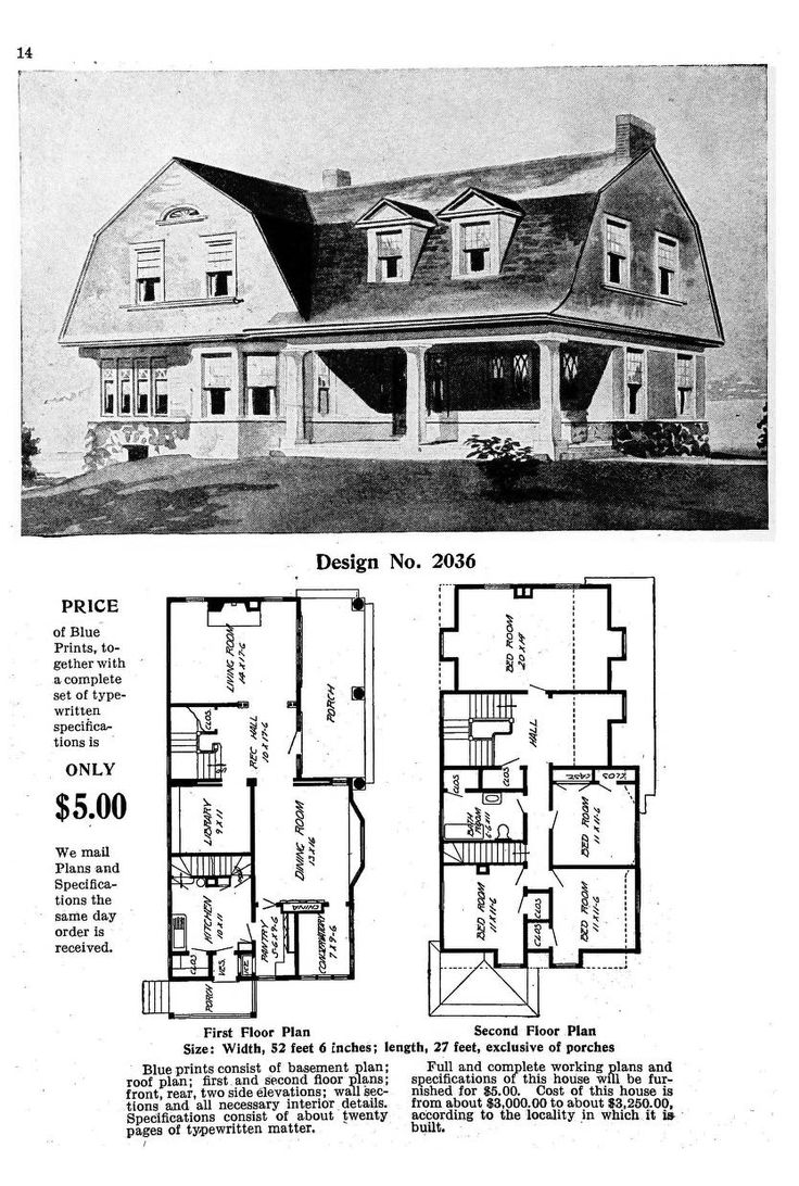 2369 best 1800's-1940's house plans images on pinterest | vintage