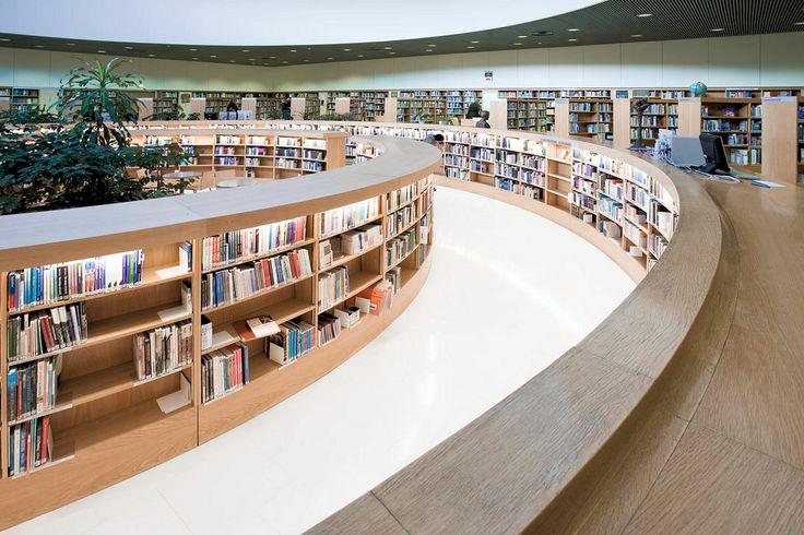Kuopio City Library, a public library