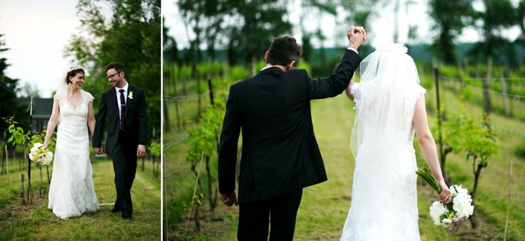 Wedding at Unionville Vineyards in Ringoes, NJ