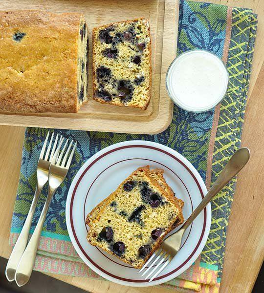 Blueberry-Oat Quick Bread | Recipe | Breads and Recipe