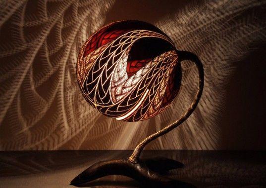 gourd lamp *_*