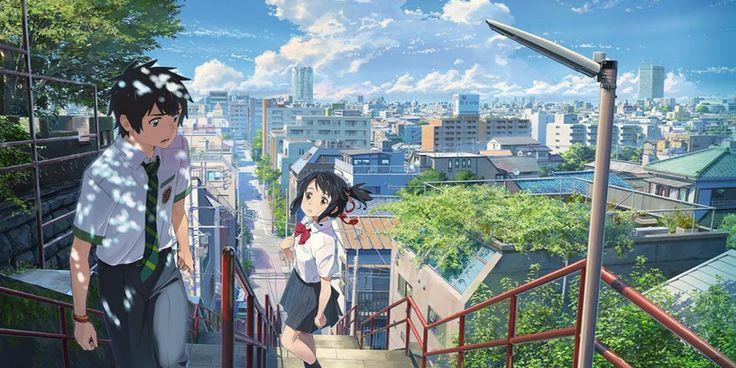 [Anime] Kimi no Na Wa (Your Name) Release Dates Worldwide
