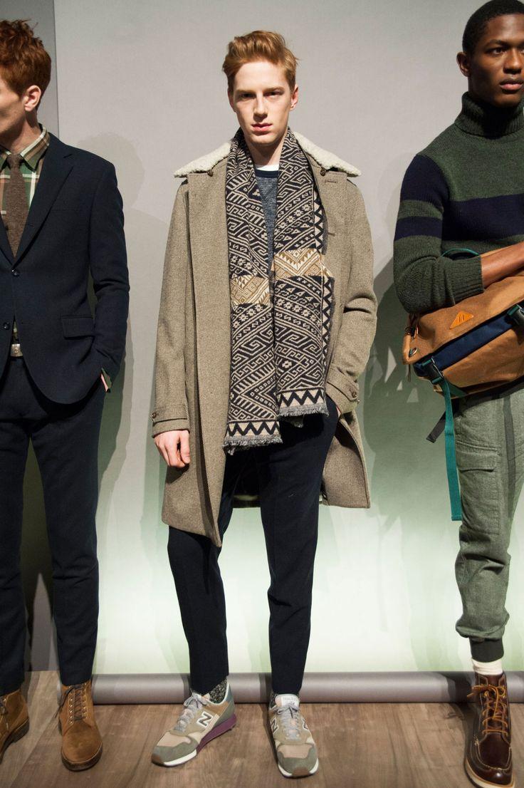 J. Crew Collection Menswear Fall Winter 2015