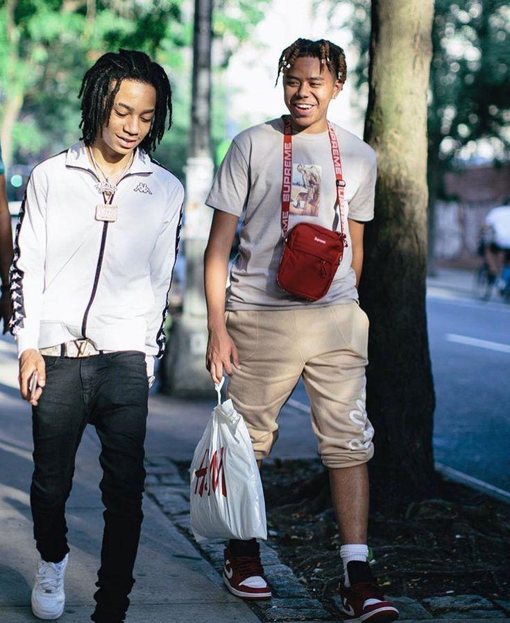 Nahmir With His Son �� Cute Black Guys Best Friend
