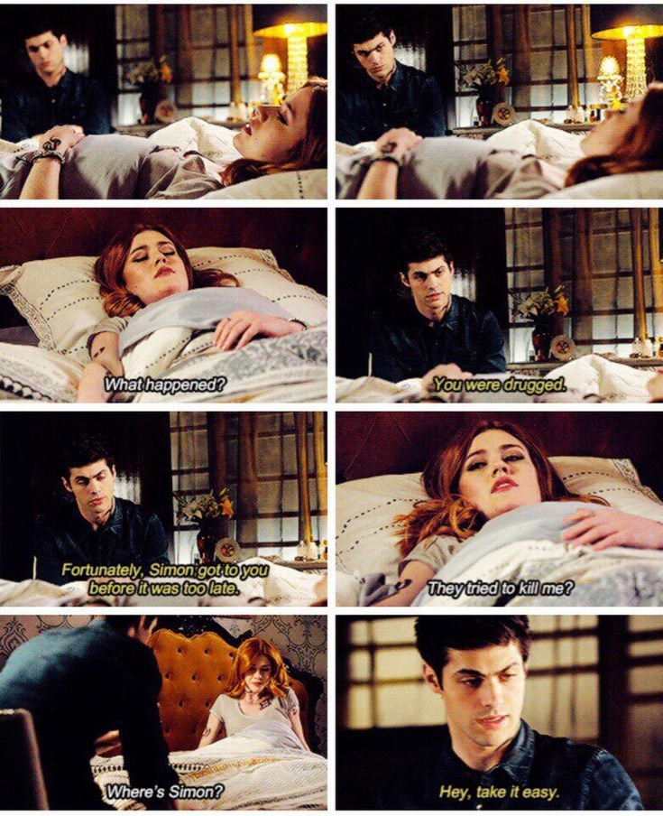 ALEC CARING ABOUT CLARY IS JUST THE BEST😭😭…..