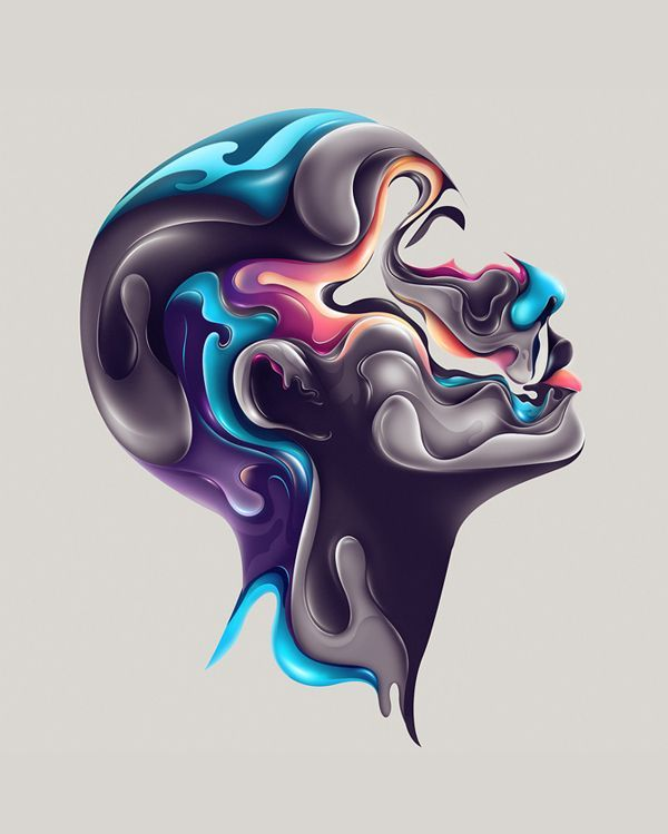 WITHIN by Rik Oostenbroek | Digital art inspiration | #910