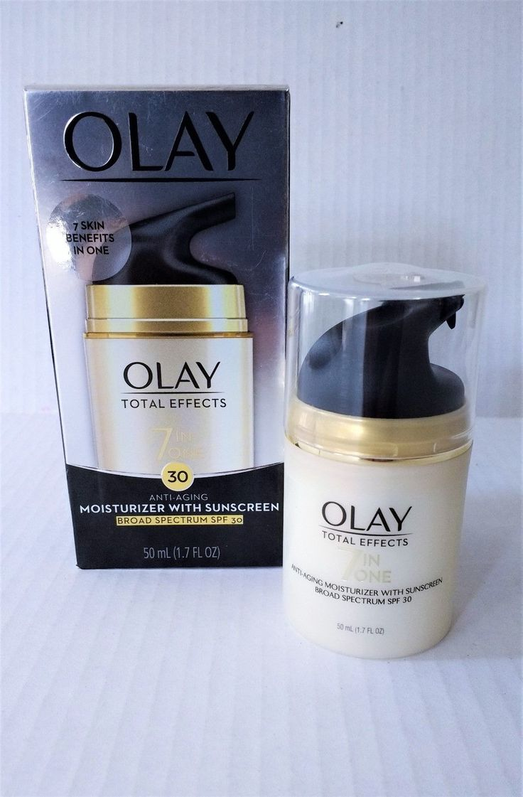 Olay Total Effects 7-in-1 Anti-Aging Moisturizer w/ SPF 30