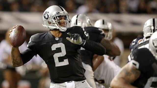 Raiders News: Terrelle Pryor Misses Practice; Status In Doubt For Week 11 | Raiders Tribune