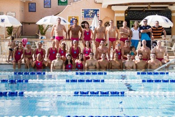 Equipe de Natação Master da ALJ celebra 10 anos na nova piscina semiolímpica