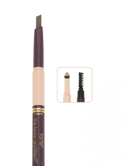 NEED THIS! A 3-in-1 brow brush, pencil, and underscoring concealer that allows you to shape, line, and define your brows with one simple tool!