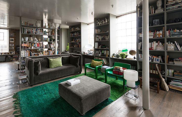 Ilse Crawford's London Flat Hits the Market