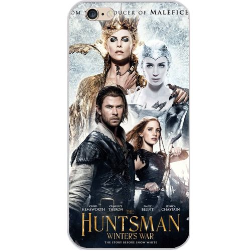 The Huntsman Winter's War Poster Case for iPhone 6 - 6s - 6 Plus - 6s Plus - 5 - 5 s