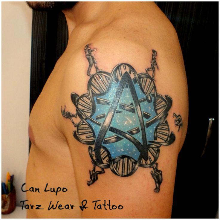 Dna tattoo