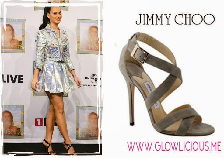 #SpottedOnCeleb #CelebrityStyle #KatyPerry #JimmyChoo #JimmyChooShoes #Style #Platform #Pumps