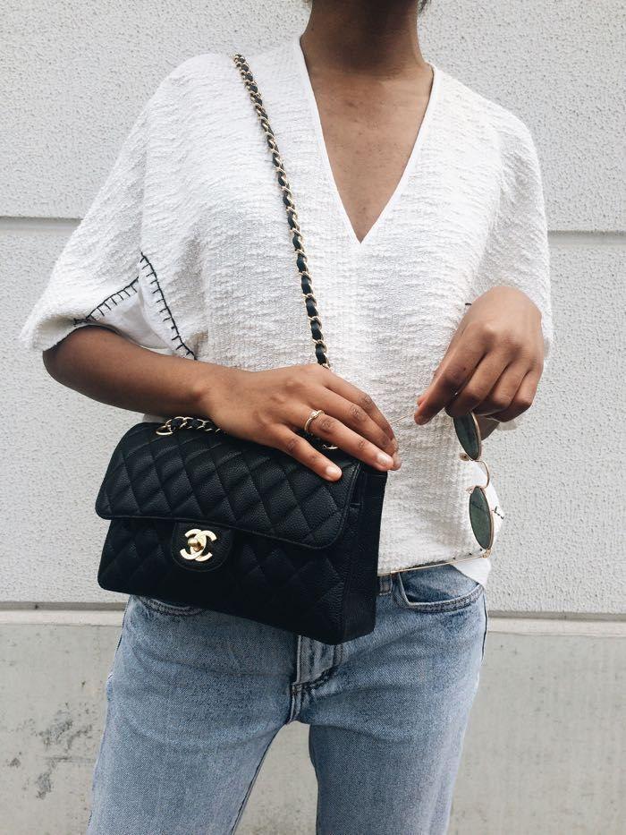 die besten 25 chanel handtaschen ideen auf pinterest chanel taschen designer handtaschen und. Black Bedroom Furniture Sets. Home Design Ideas