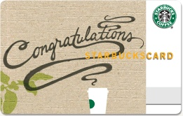 Congratulations...