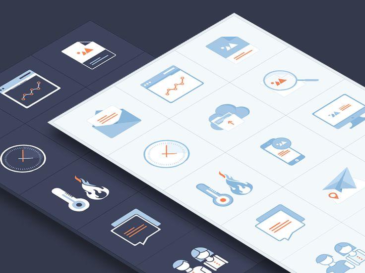 Project Hixle - Icon Set