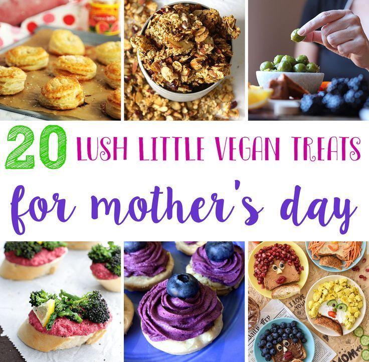 Edible Vegan Treats To Celebrate Mother S Day Vegan Treats Allergy Friendly Recipes Vegan Snacks