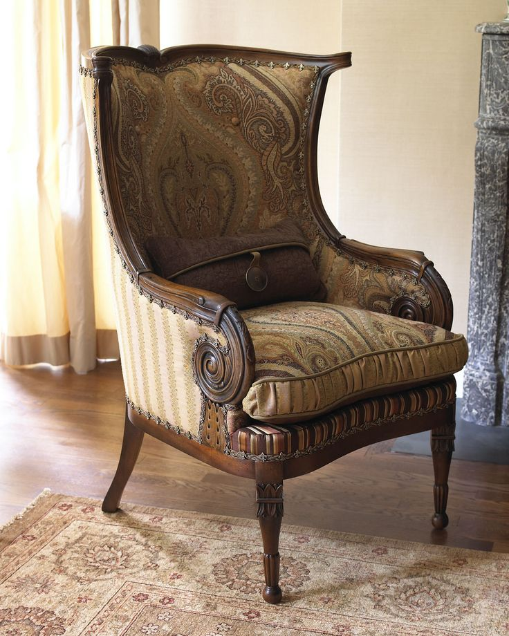 Jeff Zimmerman Collection By Key City Quot Gretchen Quot Wingback