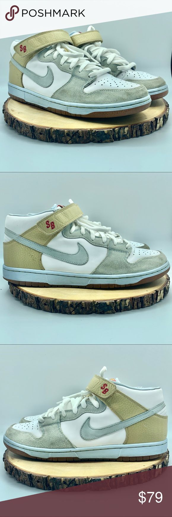 Nike Mid Pro SB Clubber Lang Gently used. Normal wear. Smoke Free home. always c…