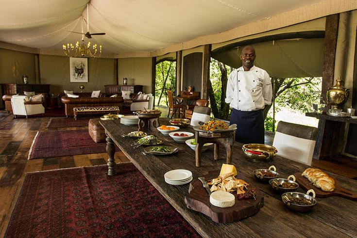 Discover the iconic Kenyan soul space of the Maasai Mara in our 10 Questions with Henry Ramsden, Lodge Manager at Mara Plains Camp.
