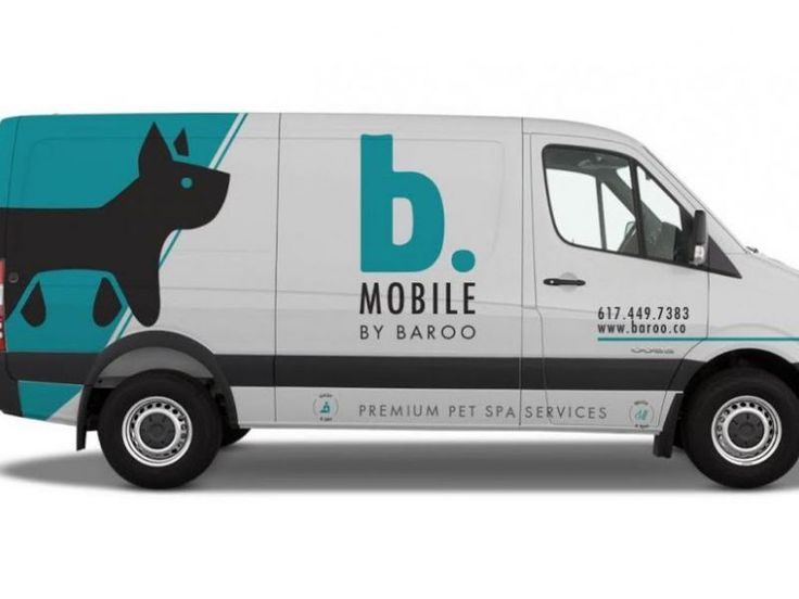 Mobile pet grooming van coming to greater boston whole