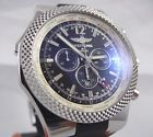 Breitling Men's A47362 Special Edition Watch for Bentley Motors GMT Automatic