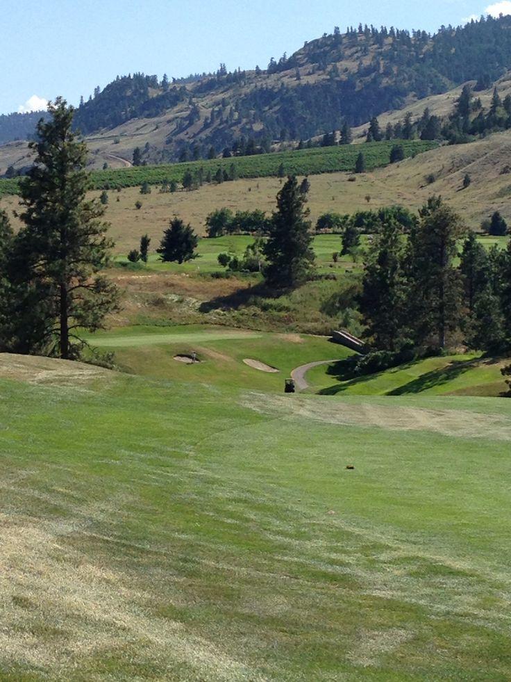 Beautiful Fairview Mountain Golf Club