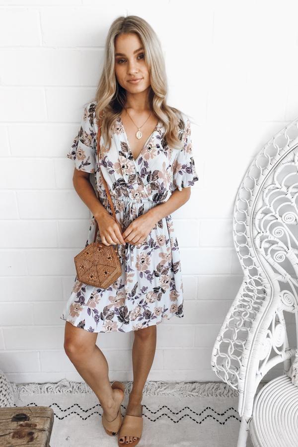 FRANCESCA DRESS $59.95 @ esther.com.au #estherthelabel