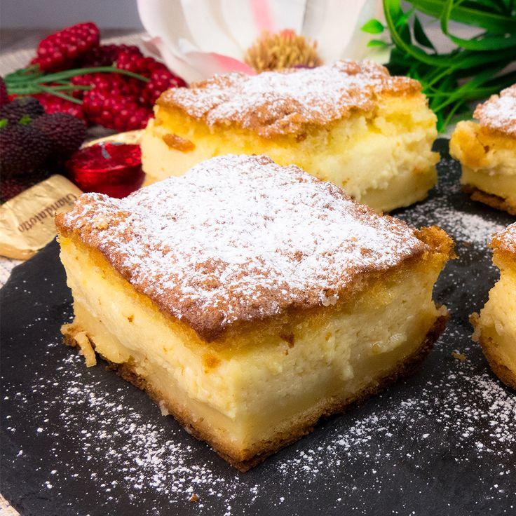Vă prezentăm o rețetă de tartă pufoasă și delicioasă la cuptor. Este un desert fin, aromat și apetisant. Această tartă se prepară foarte simplu și ușor. Dacă vă doriți desertul care va atrage atenția tuturor